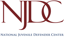 Logo of the National Juvenile Defender Center (NJDC)